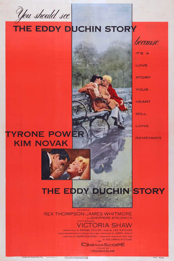 Poster of The Eddy Duchin Story
