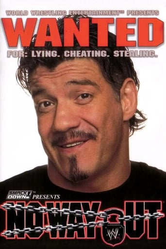 Poster of WWE No Way Out 2004
