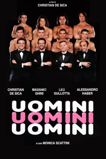 Poster of Uomini uomini uomini
