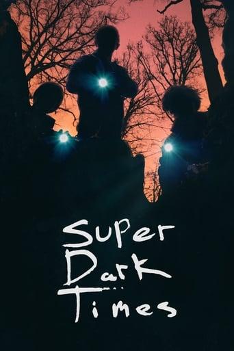 Filmplakat von Super Dark Times
