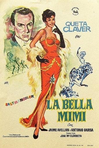 Poster of La bella Mimí