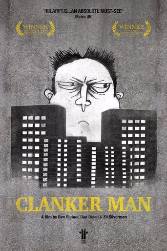 Poster of Clanker Man
