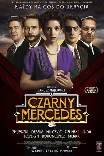 Poster of Black Mercedes