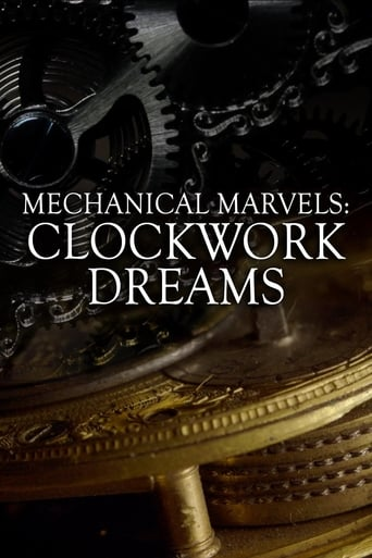 Poster of Mechanical Marvels: Clockwork Dreams