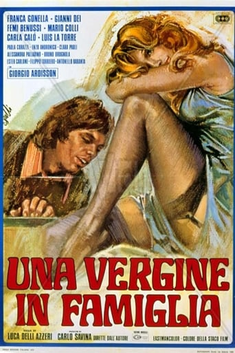 Poster of A Virgin in the Family