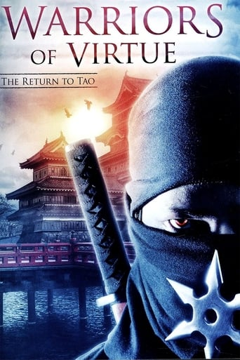 Poster of Warriors of Virtue: The Return to Tao