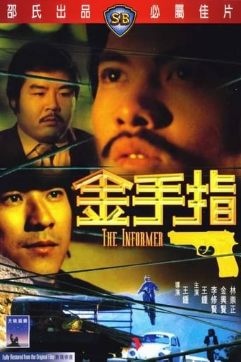 Poster of The Informer