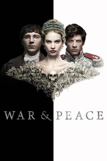 Poster of War and Peace