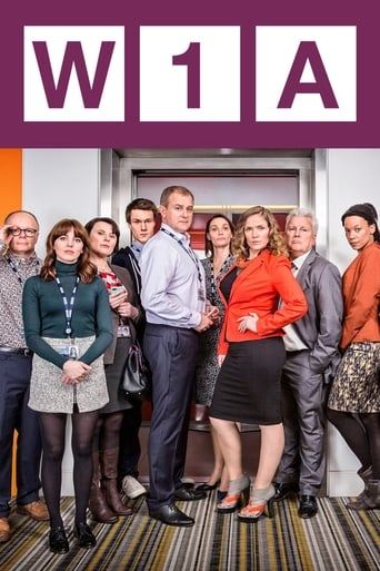 Poster of W1A