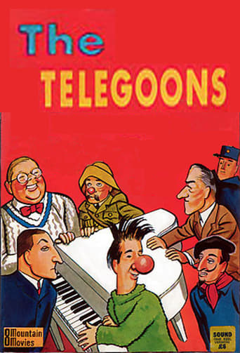 Poster of The Telegoons