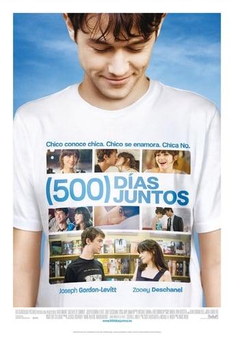 Poster of 500 dias juntos