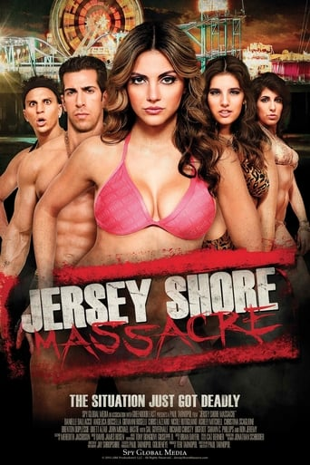 Poster of Jersey Shore Massacre