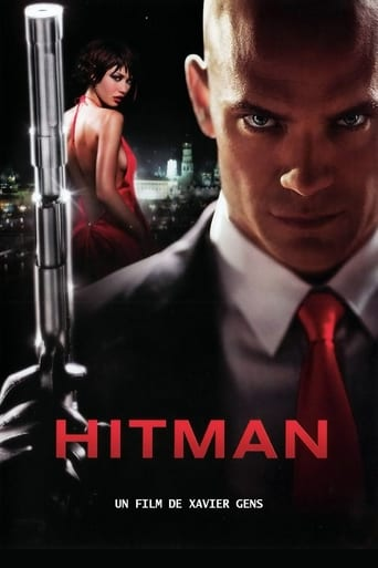 Poster of Hitman