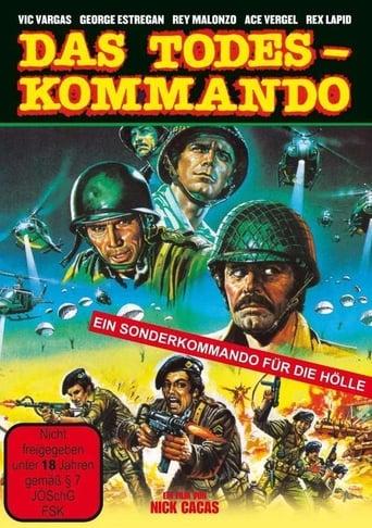 Poster of Deadly Commando