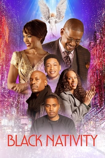 Poster of Black Nativity