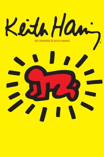 Poster of The Universe of Keith Haring