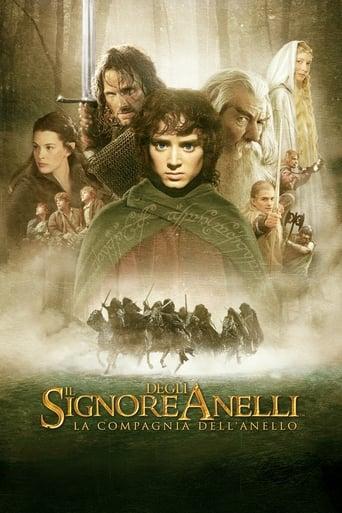 Poster of Il signore degli anelli - La compagnia dell'anello