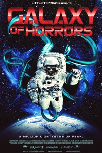 Poster of Galaxy of Horrors