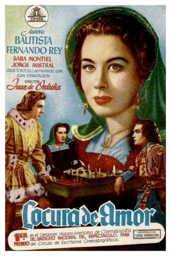 Poster of Locura de amor