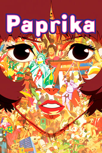 Poster of Paprika