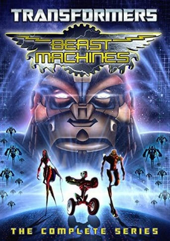 Poster of Beast Machines: Transformers