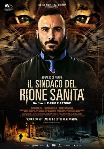 Poster of The Mayor of Rione Sanità