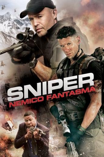 Poster of Sniper - Nemico Fantasma