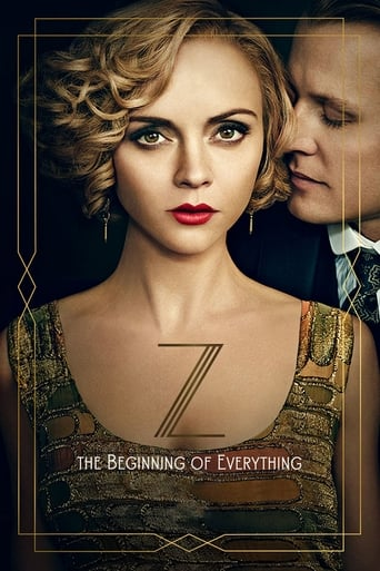 Filmplakat von Z: The Beginning of Everything