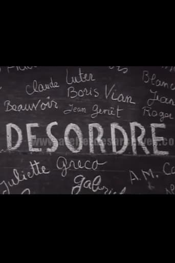Poster of Disorder