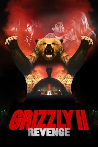 Poster of Grizzly II: Revenge