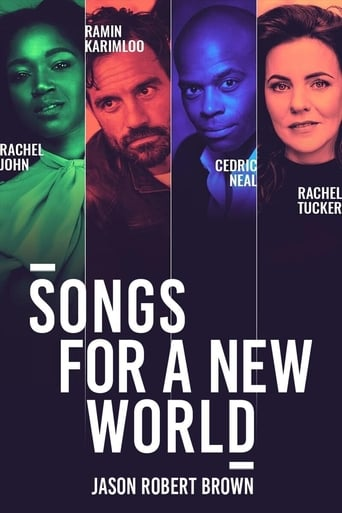 Poster of Songs For a New World
