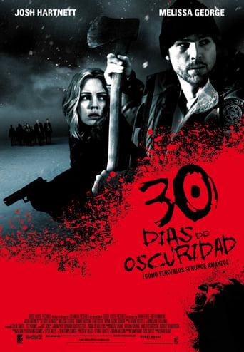 Poster of 30 días de oscuridad