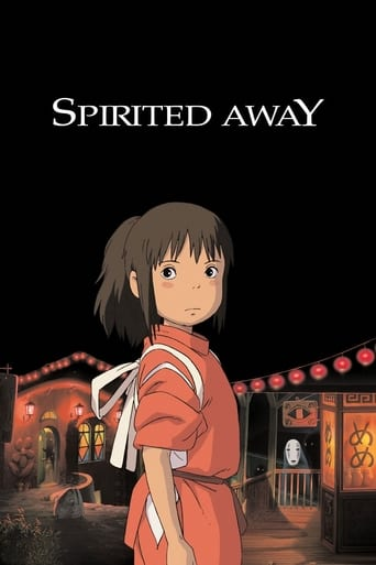 How old was Tara Strong in Spirited Away