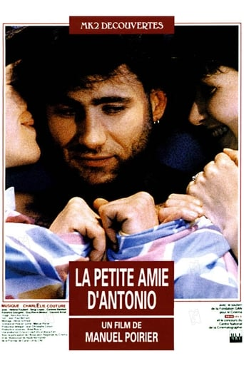 Poster of La petite amie d'Antonio