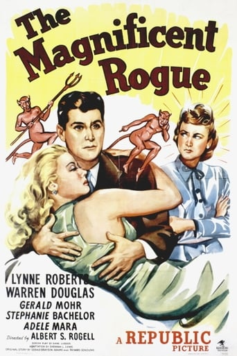 Poster of The Magnificent Rogue