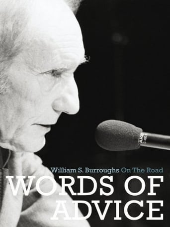 Poster of Words of Advice: William S. Burroughs On the Road