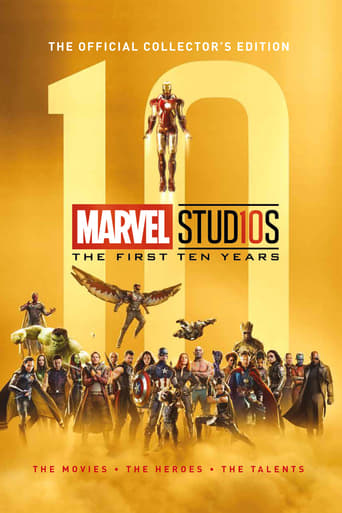 Marvel Studios: The First Ten Years - The Evolution of Heroes Poster