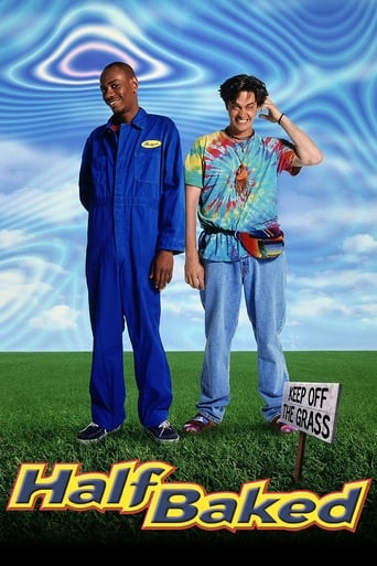 Poster of Half Baked