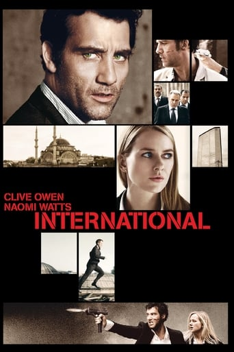 Poster of The International