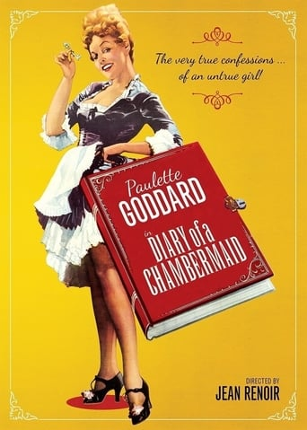 Poster of The Diary of a Chambermaid