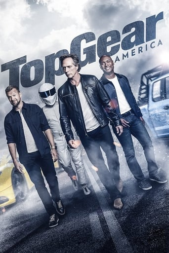 Poster of Top Gear America