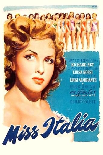 Poster of Miss Italia