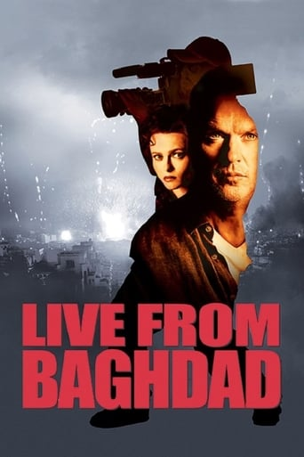 Poster of Live from Baghdad