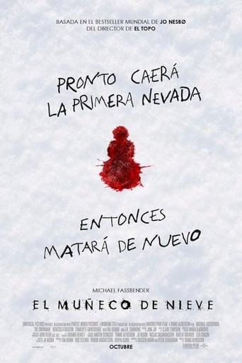 Poster of El muñeco de nieve