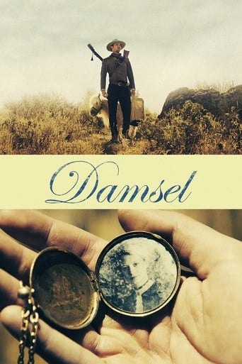 Poster of Damsel