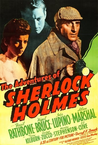 Poster of The Adventures of Sherlock Holmes