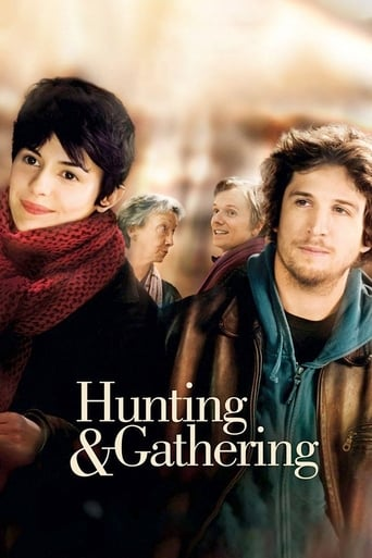 Poster of Hunting and Gathering