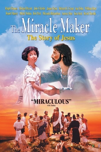 The Miracle Maker poster