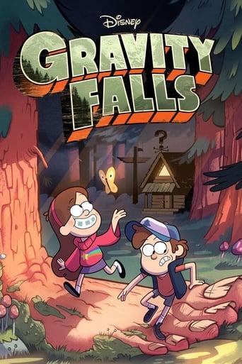 Poster of Gravity Falls