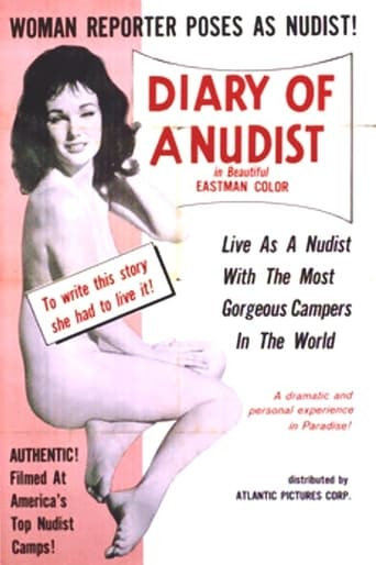 Poster of Diary of a Nudist